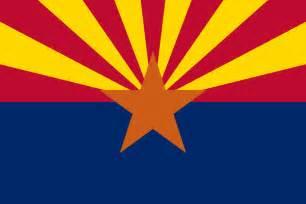 colors az arizona state information symbols capital constitution