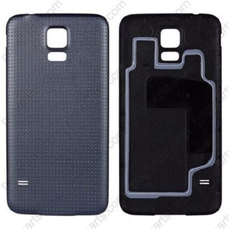 Housing Casing Samsung S5 G900 1 for samsung galaxy s5 g900 housing battery door back cover black