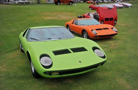 70s Lamborghini 1970 Lamborghini Miura P400s Images Photo 70 Lamborghini