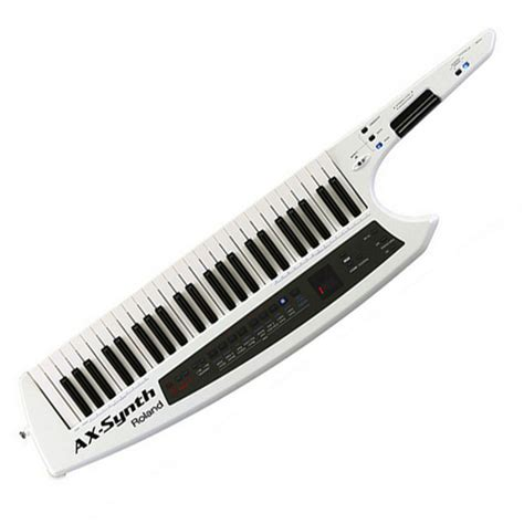 Keyboard Roland Ax Synth roland ax synth 48 key white nearly new at gear4music
