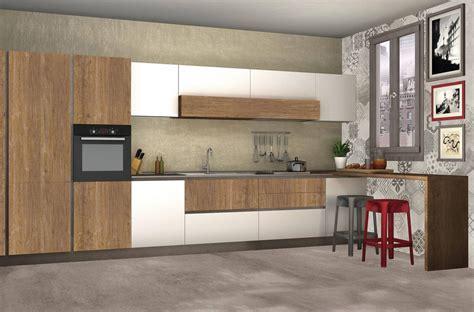cucina in 3d 4 progetti cucina per 10 mq circa cose di casa