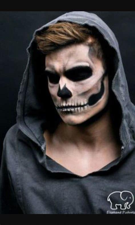 maquillaje para hombres esqueleto 17 mejores ideas sobre mens halloween makeup en pinterest