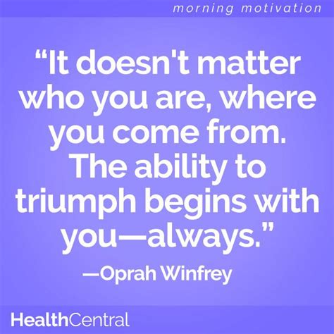 where does matter come from a quote for overcoming and defeating the odds quot it doesn t