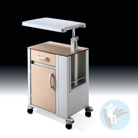 comodino con rotelle comodini e tavolini ospedalieri per anziani e disabili ebay
