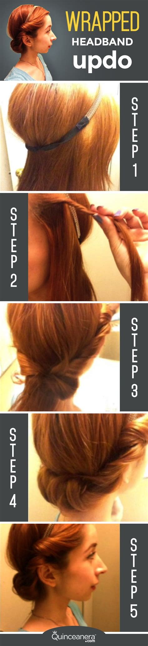 Easy Peasy Hairstyle Tutorial you Don't Want to Miss   Fast hairstyles, Hair style and