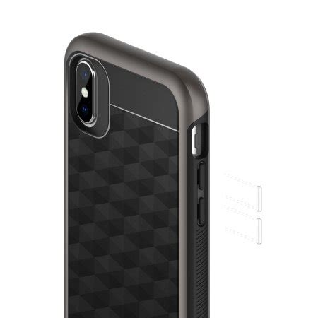 Caseology Parallax Series For Oneplus 5 Original Black 1 caseology parallax series iphone x black warm