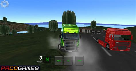 Truck Racing 2 Play It For Free At Pacogames Com