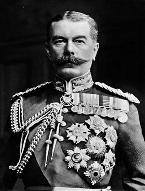 Lord Horatio Kitchener by Horatio Herbert Kitchener 1st Earl Kitchener