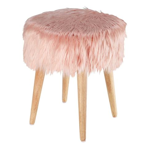 Dressing Up Kitchen Cabinets by Pin Up Pink Faux Fur Stool Uk Cheap Furniture