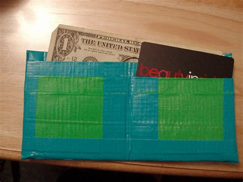 printable directions for a duct tape wallet 24 cool duct tape wallet diy instructions guide patterns