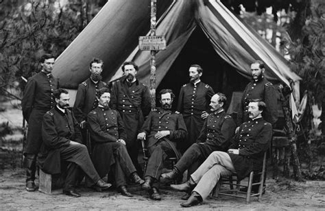 Civil War Black And White Pictures
