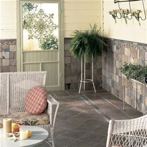 sunroom flooring sunroom ideas sunroom designs sunrooms flooring idea tajah by daltile 174 tile
