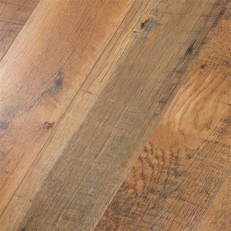 Armstrong PRYZM Antiqued Oak Natural PC003 Hybrid Flooring
