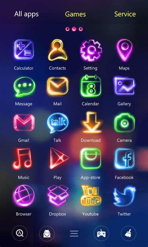 go launcher themes best tonight go launcher theme android apps on google play