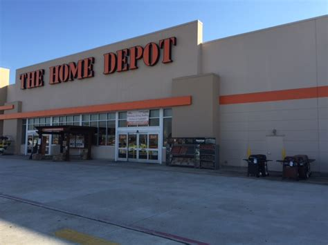 the home depot gonzales la company profile