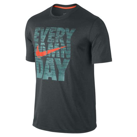 Tshirt Kaos Nike Every Damn Day nike s legend every damn day t shirt seaweed green