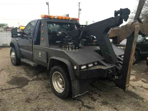 wrecker bed ford f550 2008 wreckers