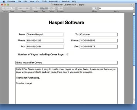 fax template for apple pages apple pages fax cover sheet template download
