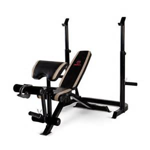 marcy weight bench marcy adjustable olympic bench reviews wayfair
