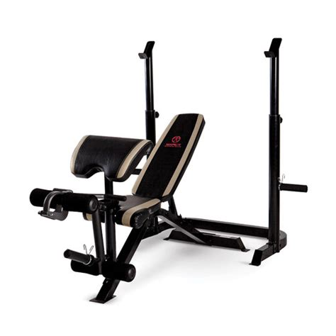 marcy weight bench parts marcy adjustable olympic bench reviews wayfair