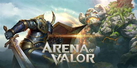 arena  valor nintendo switch  software games