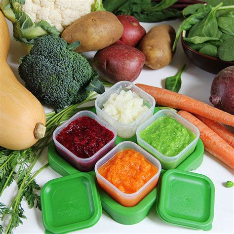 vegetables 8 month baby how to make veggie purees for babies