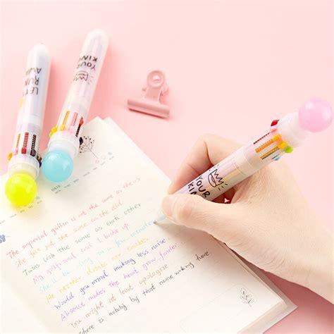 10 in 1 multi color pen 10 in 1 multi colored pens color creative