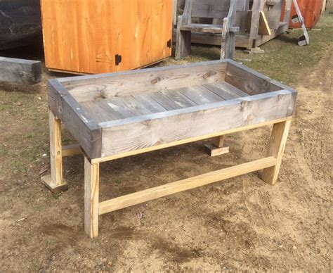 raised garden bed with legs raised garden beds on legs build a raised garden bed with