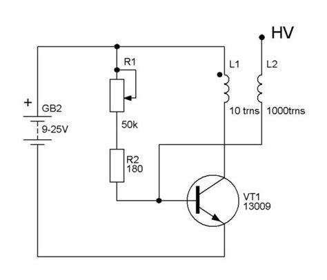 12 volt coil gun wiring diagram wiring diagram with