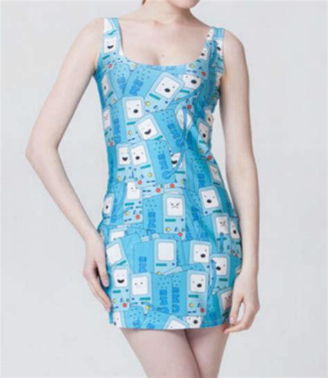 Pakaian Wanita Talita Dress musim semi 2015 pakaian wanita runway gaun perempuan blue digital printing dress lipit