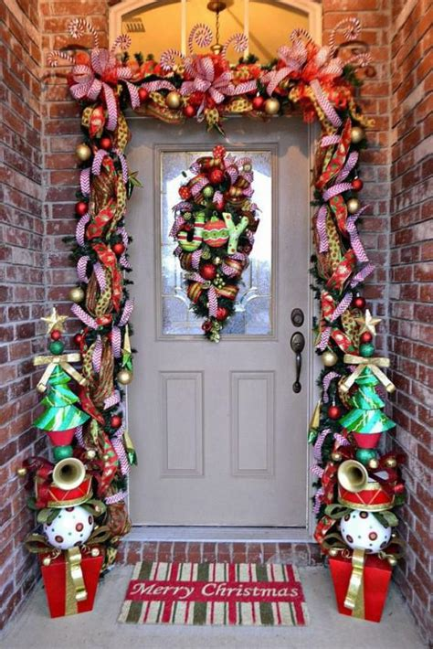 ideas for front door decor how to decorate your front door