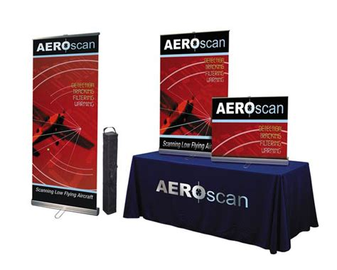 banner stands retractable banner stands trade show