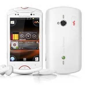 Hp Sony Ericsson Xperia Dibawah 2 Juta sony ericsson wt19i live with walkman harga dan