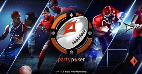 wyjedz na super bowl liv  partypoker pokergroundcom
