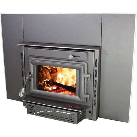 Wood Burning Stove Fireplace Insert Vogelzang Quot The Colonial Quot Fireplace Insert Model Tr004