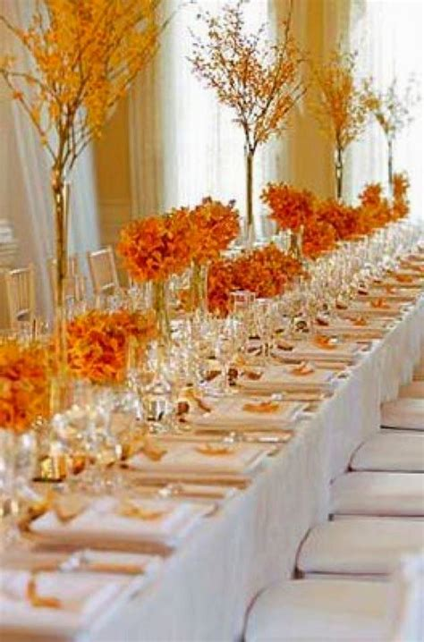 1000 ideas about the fall fall wedding table decor