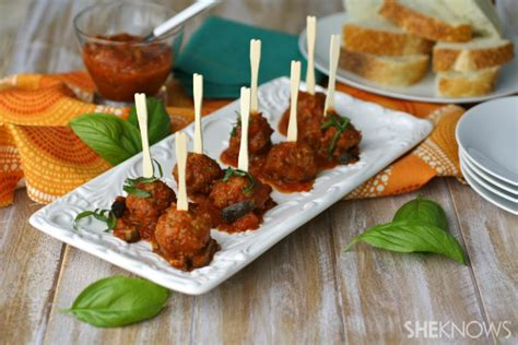 easy appetizers cocktail these make ahead appetizers feed your guests let you