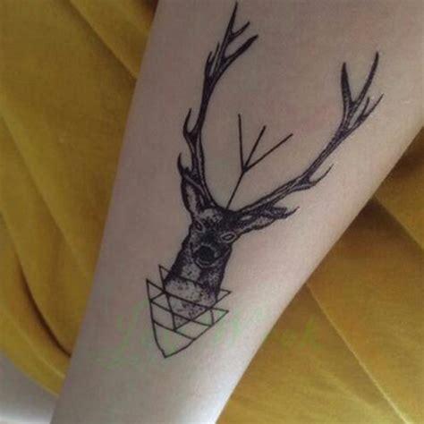 everett tattoo emporium 34 photos 15 reviews waterproof temporary tattoo sticker elk head deer tattoo