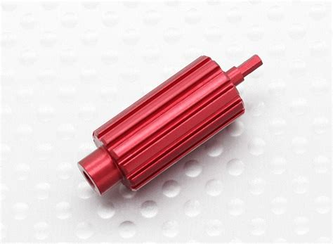 Stabilizing Pole Roller Hijau Set aluminium upgrade scroll wheel roller for spektrum dx series transmitters