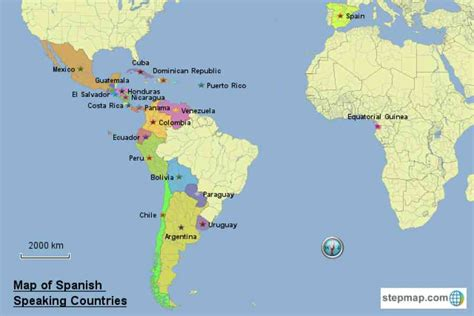 the spanish speaking world a 0415129834 related keywords suggestions for spanish speaking countries