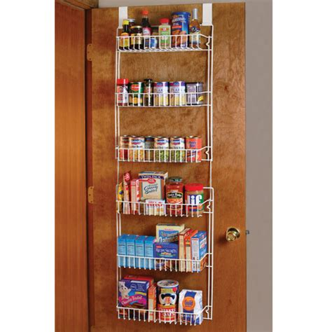 Kitchen Pantry Door Storage Racks by The Door Metal Storage Rack The Door Racks