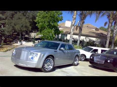 chrysler 300 vs phantom chrysler 300 rolls royce
