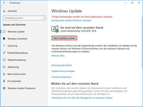 Windows Windows Defender Ist Nicht Aktiviert