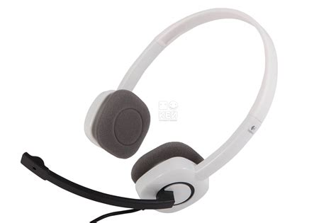 Sale Logitech Stereo Headset H110 Two Android And Mic mdt micro data technology