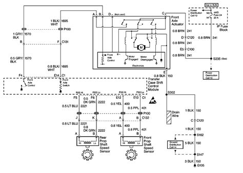 2002 chevy silverado headlight wiring diagram wiring