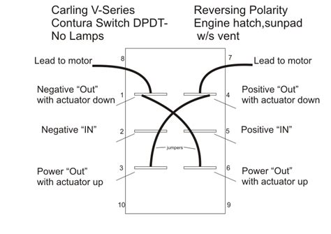 lt series carling toggle switch wiring diagram wiring