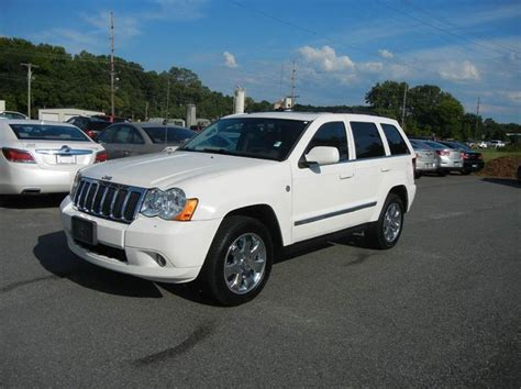 2009 Jeep Grand Mpg 2009 Jeep Grand Limited 4x4 4dr Suv In Concord Nc