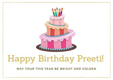 happy birthday preeti mp3 download happy birthday preeti preeti name on birthday cake photo