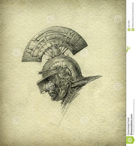 Handmade Drawing Paper - pencil sketch stock illustration image 56571995