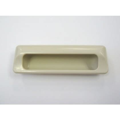 ada cabinet pull handle requirements plastic recess pull almond 5 1 4 quot 2869 029 hardware